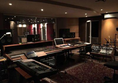 Audioscope Studio - Régie
