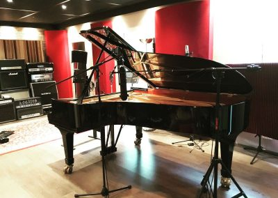 Audioscope Studio - Piano à queue
