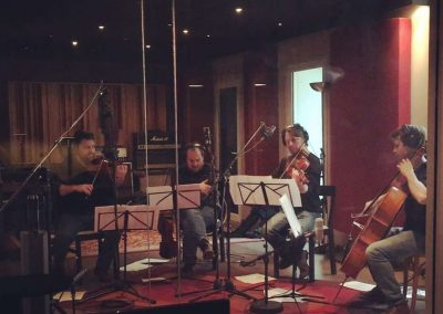 Audioscope Studio - cordes