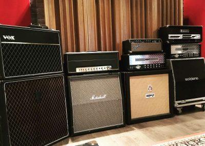 Audioscope Studio - Amplis