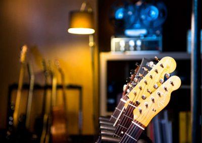 Audioscope Studio - Guitares